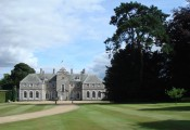 Image: Farleigh House, Hampshire